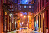 Fototapety Tribeca Alley in New York