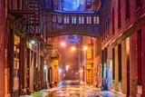 Tribeca Alley w Nowym Jorku