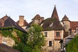 Village of Carennac, department Lot, France