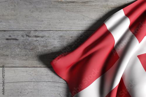 Plakát, Obraz Denmark flag