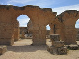 Термы Антония Пия в Карфагене на территории современного Туниса