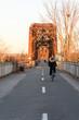 A bike ride through time