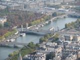 Fototapeta Paris - Paryż-panorama © Maciej
