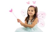 Little Butterfly Fairy    Wall Sticker