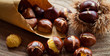 Roasted Chestnuts for Christmas