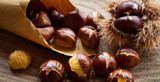 Roasted Chestnuts for Christmas - 127280152
