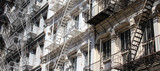 New York City / Fire escape - 127302917