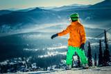 сноуборд, зимний спорт