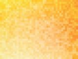 squares orange pattern