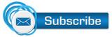 Subscribe Blue Circle Horizontal