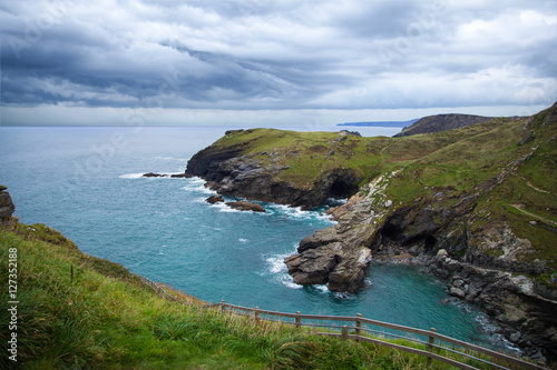 Poster King Author's Tintagel