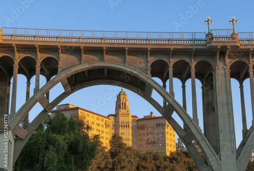 The US Ninth Circuit Court of Appeals and the Colorado Street Bridge Poster