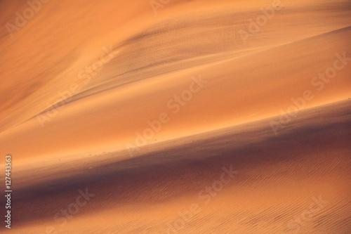 Poster Wüste in Namibia