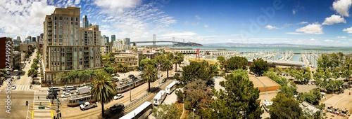 Aluminium San Francisco san francisco panorama