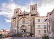 Church in La Chaise Dieu - France