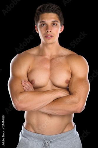 GamesAgeddon - Bodybuilder Bodybuilding Muskeln Mann stark muskulös ...