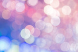 Blurred background, Abstract colorful bokeh light shape - 127477749