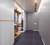 modern interior. 3D concept - 127494134