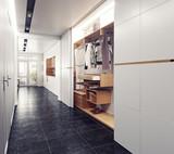 modern interior. 3D concept - 127494144