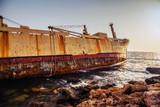 boatI shipwrecked
