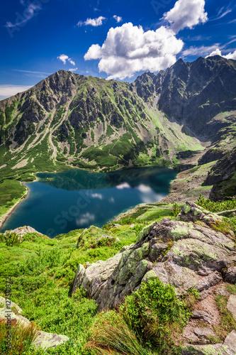 wonderful-czarny-staw-gasienicowy-at-dawn-in-polish-mountains