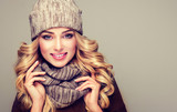trendy warm winter -...