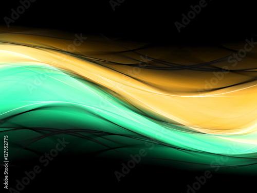 fondo-abstracto-efecto-potente-iluminacion-diseno-de-ondas-de-color-borroso-naranja-verde-plantilla-brillante-para-sus-graficos-creativos
