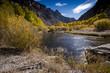 High Sierra Creek, June Lake Loop