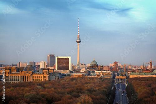 Plagát, Obraz Berlin
