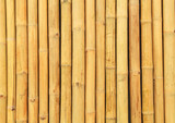 Background and texture with Natural bamboo wall