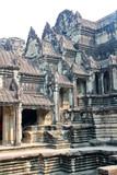 Камбоджа, Ангкор-Ват, храмовый комплекс в Камбодже, посвященный Богу Вишну