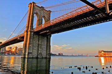 Fototapeta most Brooklyn