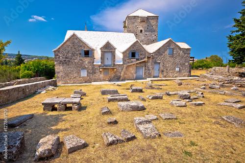 Plagát Ethno village of Skrip stone landmarks