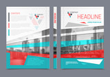 Annual Report Brochure Flyer Design