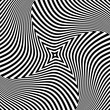 Torsion rotation movement.