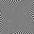 Torsion vortex movement.