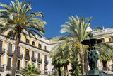 Barcelona (Spain): Royal Square