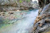 Matapa chasm, Niue, South Pacific