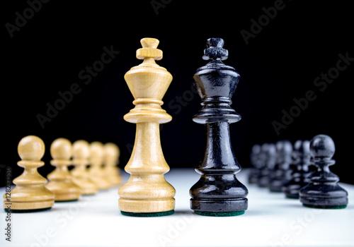 Zdjęcia Schach, Kampf der Giganten