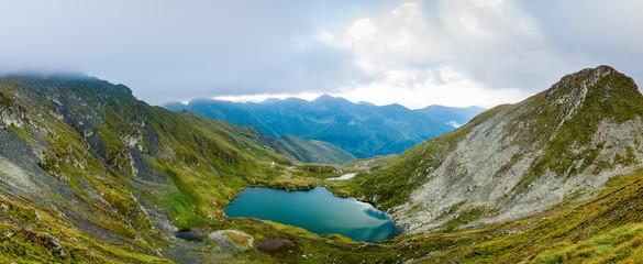 Fototapeta górski widok - panorama