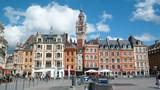 Grand'place à Lille (France) - 128265729