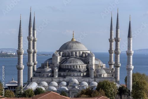 Poster sultanahmet mosque