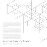 Abstract vector cell