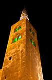 Tallest minaret Umayyad Mosque in Damascus
