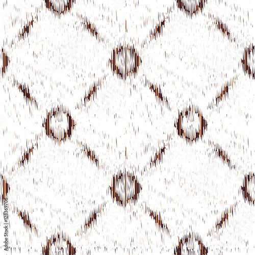 Ikat Pattern - 128369706