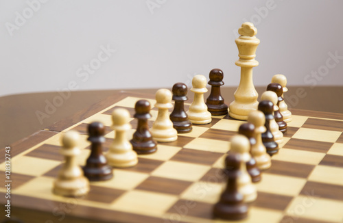 Poster chess