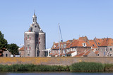 The outer harbour of Enkhuizen
