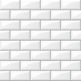 white tiles background - 128416950