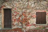 Scorcio del piccolo borgo di SantAgata Feltria in Emilia-Romagna