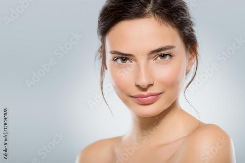 Foto Murales Beauty woman face